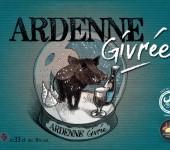 Ardenne Givrée Brasserie Minne 75cl Bleu Bière Noël Bière d'Hiver
